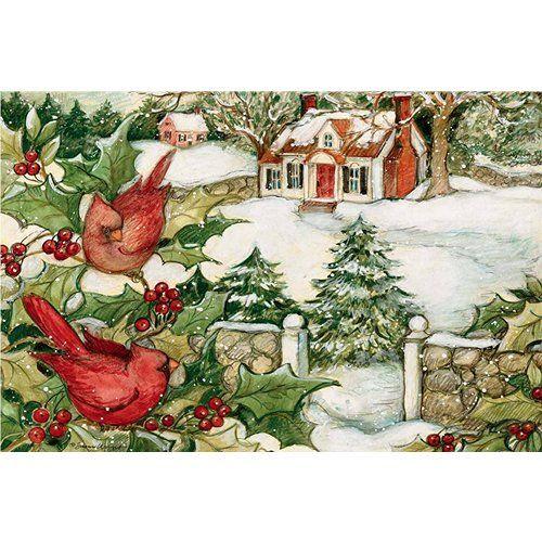 artist susan winget | Susan Winget Snow Day 1000 Piece Puzzle