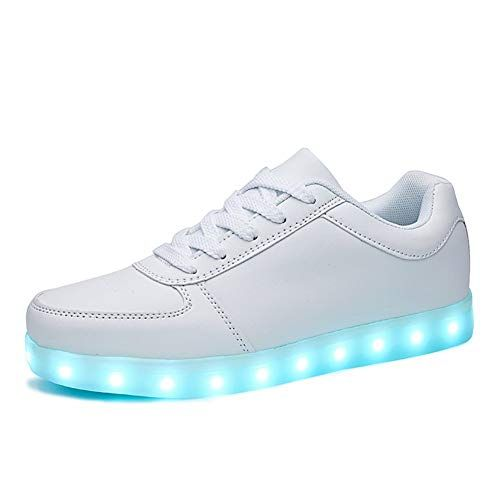 615b07cf5a75 Sanyes USB Charging Light Up Shoes Sports LED Shoes Dancing Sneakers   Fashion Sneakers
