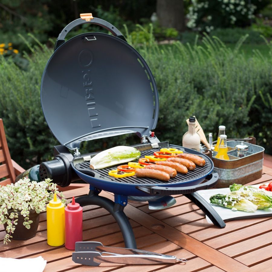 NAPOLEON- TRAVELQ™ PRO285 PORTABLE GAS GRILL This portable grill is ...