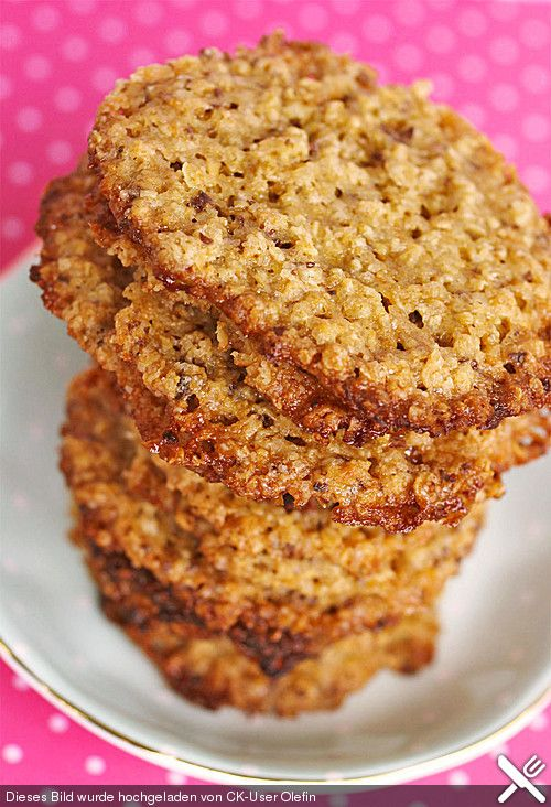 Finnische Haferkekse   Rezept   Kekse, Hafer kekse und ...