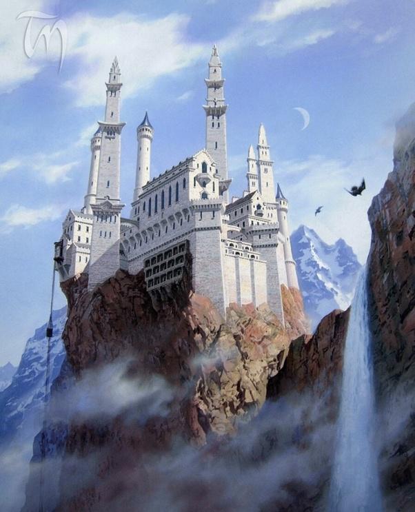 The Eyrie Game Of Thones Feuer Und Eis Fantasielandschaft Das Lied Von Eis Und Feuer