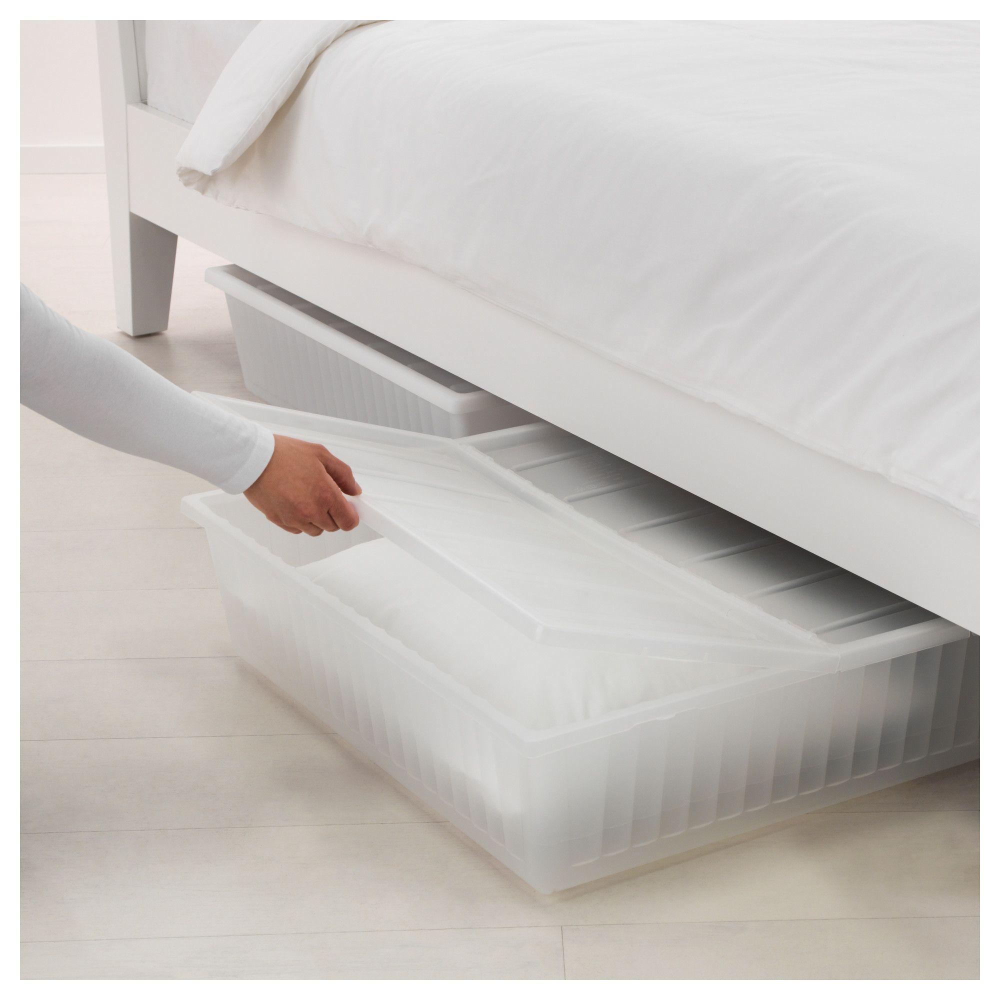 Gimse Bettkasten Weiss Bett Mit Aufbewahrung