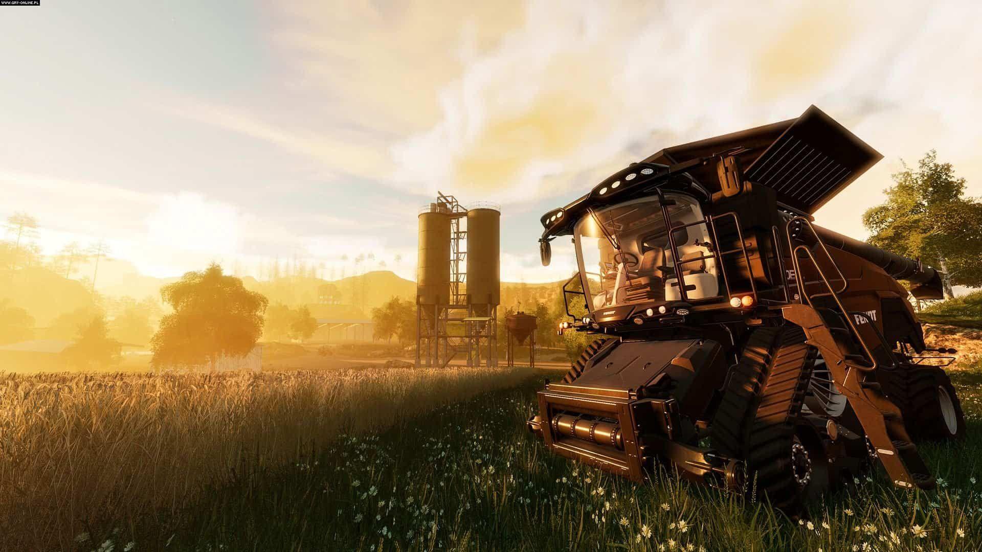 Farming Simulator 19 Download Pc Install Game Farming Simulator Simulation Farm