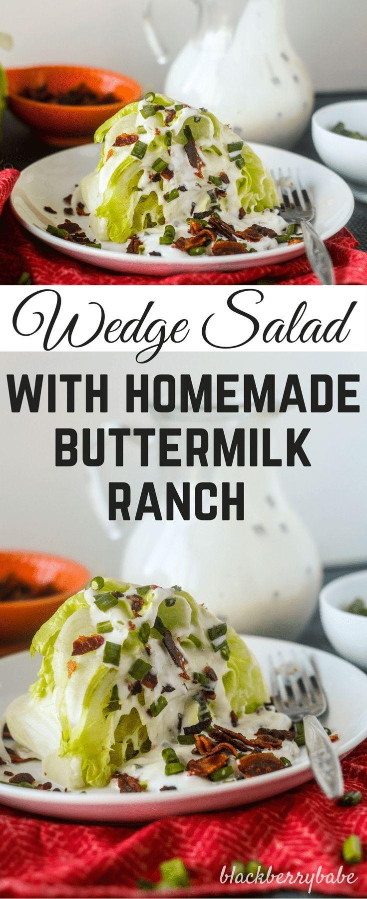 Wedge Salad Sandwiches - #salad #sandwiches #wedge - #ItalianSides
