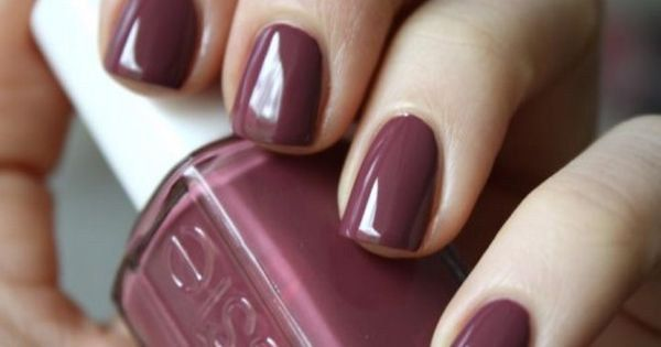What The Most Popular Nail Polish On Pinterest Looks Like On