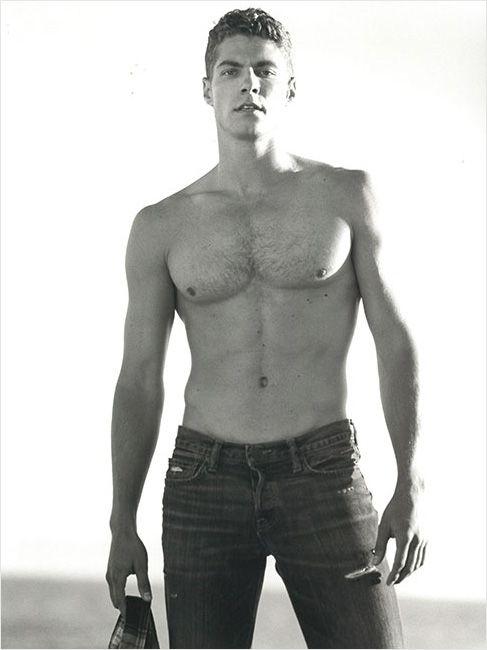 Bruce weber male models