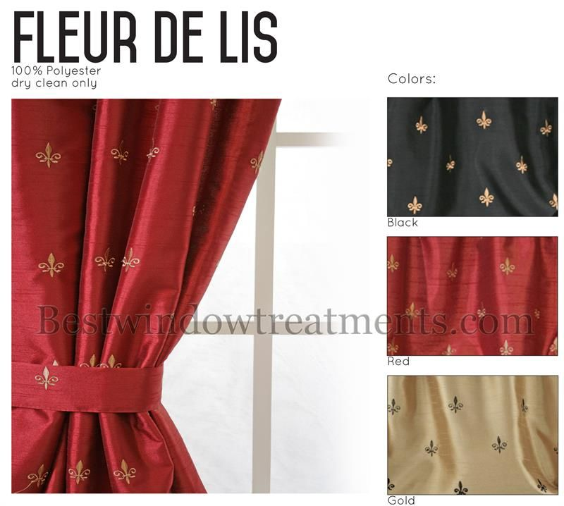 Custom 100 Wide Tailored Curtain Panel Split Or One Way Draw