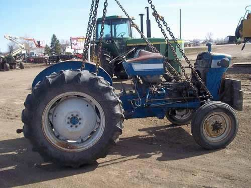 Ford 3000 Tractor Salvaged For Used Parts All States Ag 877 Rhpinterest: Ford 3000 Tractor Schematics At Gmaili.net