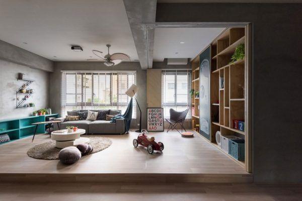 Ideeen Speelhoek Woonkamer : Leuk idee voor speelhoek in woonkamer speelhoek