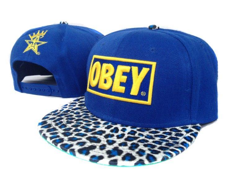 OBEY Snapback Hats (143) , buy online  $5.9 - www.hatsmalls.com