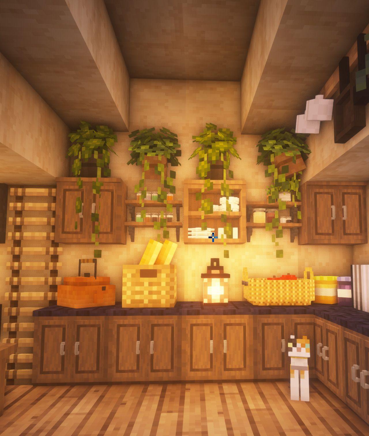 Bees Witch Cottage Details Minecraft Wallpaper Minecraft Cottage Minecraft Blueprints