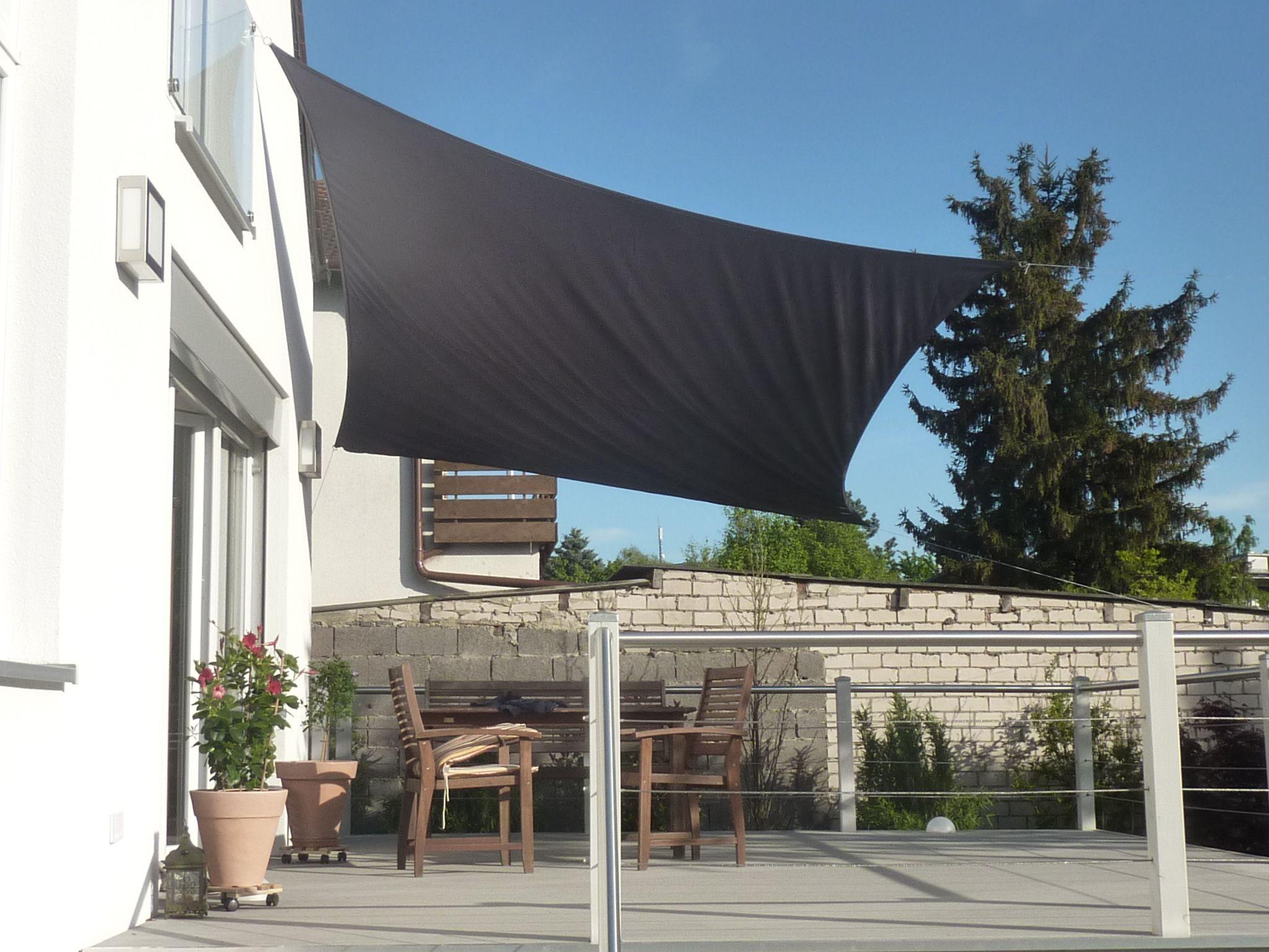 sonnensegel #terrasse #entspannen Schöner Wohnen mit unseren ...