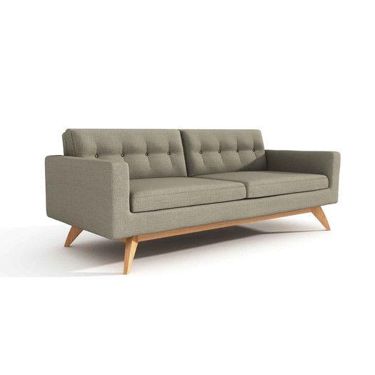 TrueModern Luna Condo Sofa | AllModern