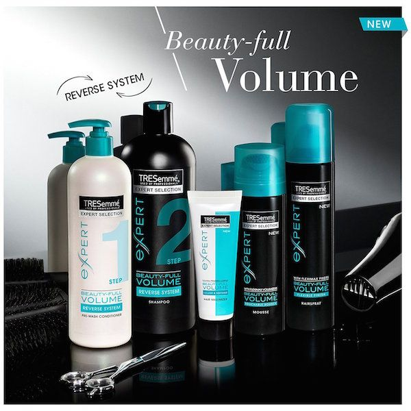 Hot Score Tresemme Shampoo Or Conditioner Only 0 37 Each Mojosavings Com Full Volume Hair Tresemme Shampoo Tresemme Hair Products