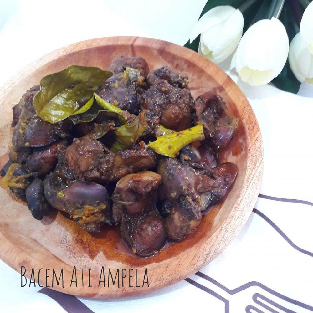 Resep Aneka Bacem Instagram Dhina Kesumawati Foodishpedia Resep Masakan Simpel Resep Makanan