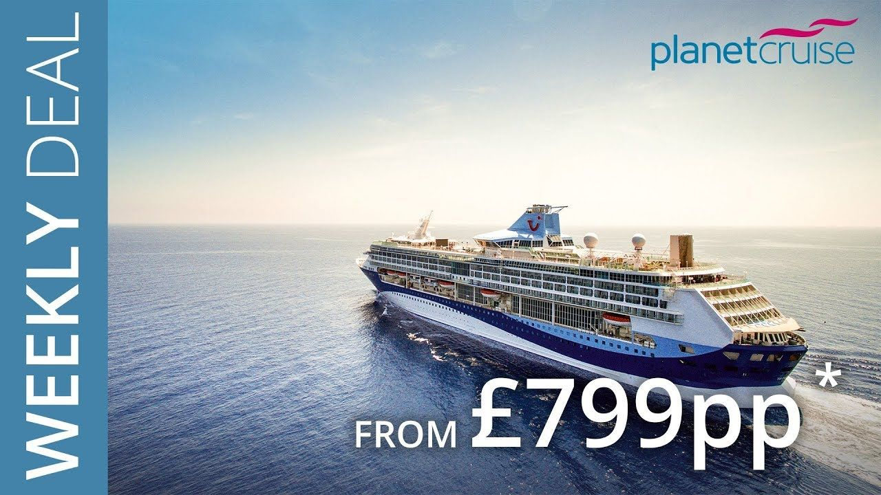 Cool TUI Discovery Two Promotions From Pp Earth Cruise - Cruise ship promotions