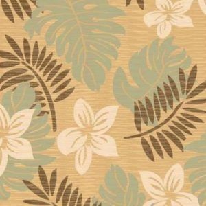 Hawaiian Style Rug On