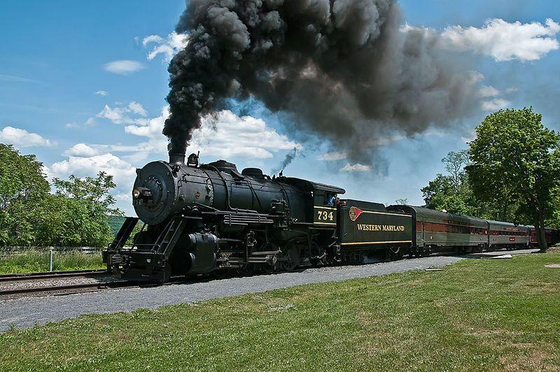 Visit the Western Maryland Scenic Railroad | Lake Pointe Inn | Deep Creek Lake, MD