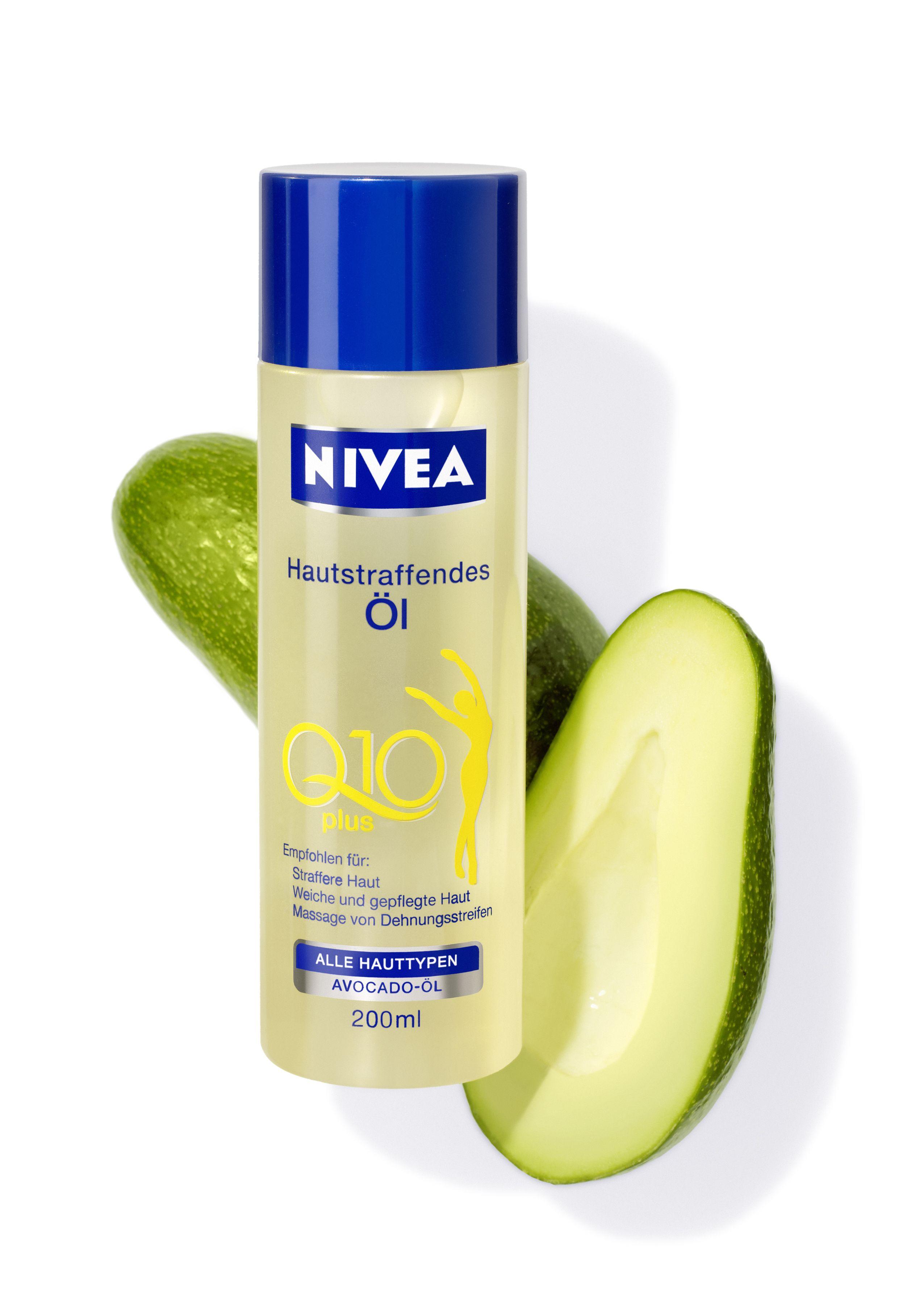 NIVEA Hautstraffendes Öl Q10 Plus. Erhältlich im NIVEA