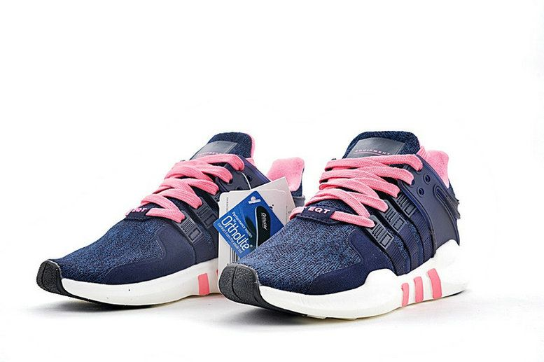 big sale 982ce 47c82 2018 How To Buy Mens adidas Originals Eqt Support ADV Dark Blue Pink White