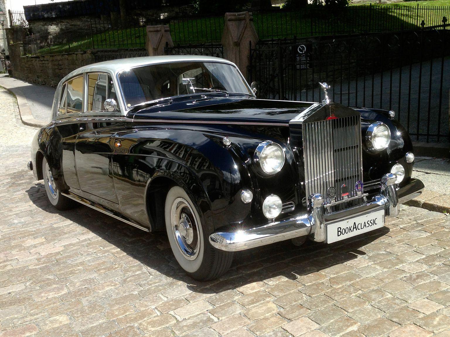 Rolls Royce Silver Cloud 2 Til Leie I Fyllingsdalen Rolls Royce