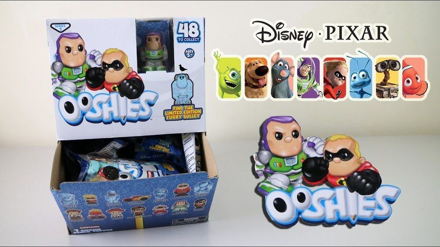 Disney Pixar Toy Story Blind Bag Series 5 2018 New Sealed Lot of 4