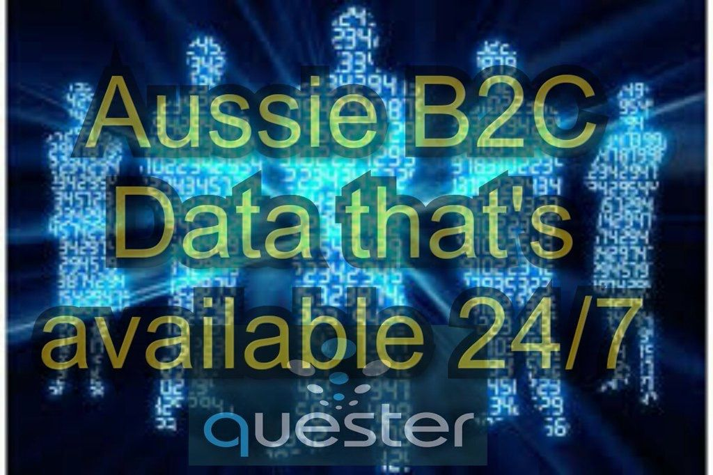Dominic Crupi   Global Data pty ltd Global Data via the Quester ...