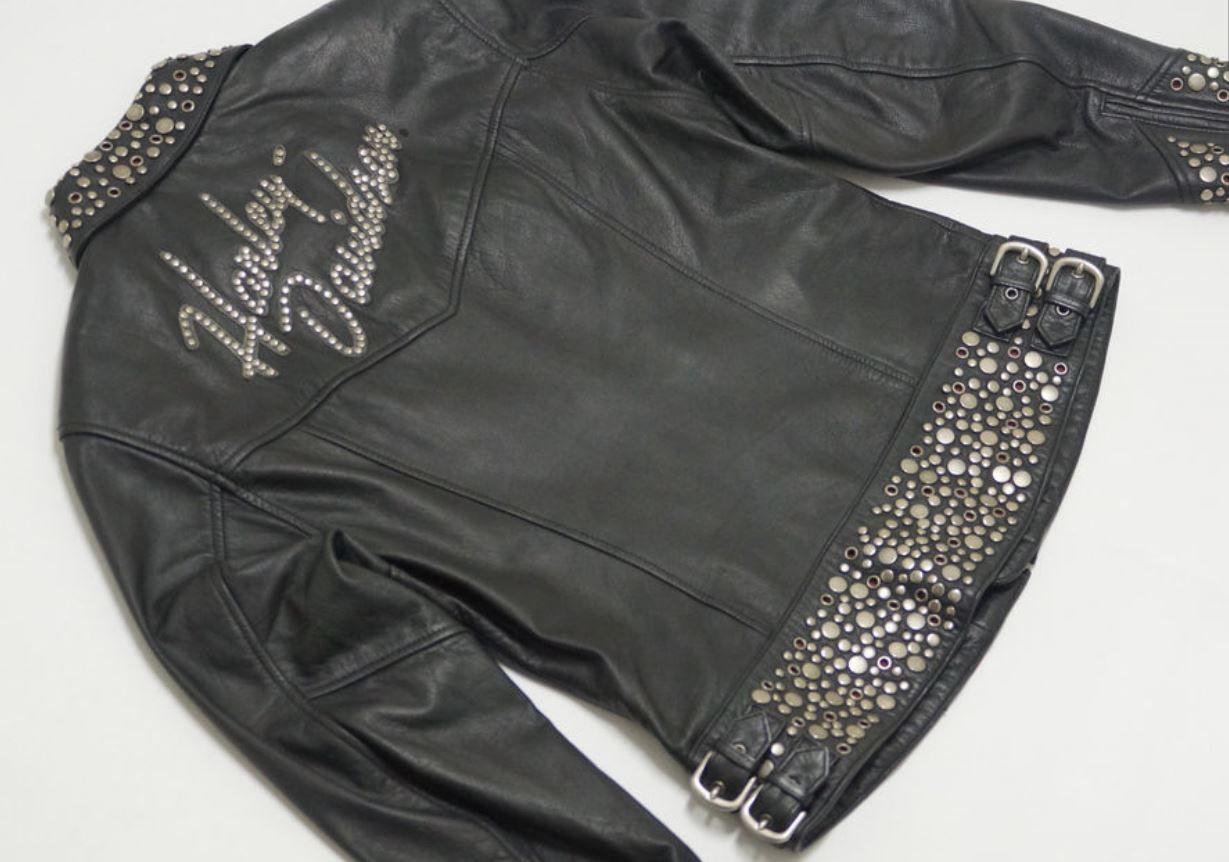 Pin By Amy Nance On Motorcycle Fashion Gear Harley Davidson Leather Jackets Harley Davidson Womens Clothing Harley Davidson Jackets Women [ 862 x 1229 Pixel ]