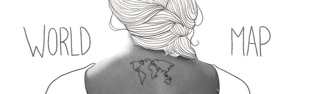 Tattoo ideas 32 world map i tattoo ideas world maps and maps tattoo ideas 32 world map i gumiabroncs Gallery