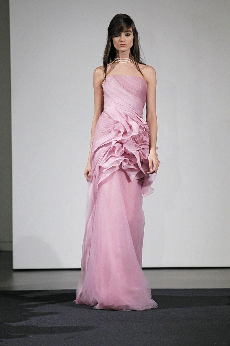 Increíble Vestidos De Novia De Vera Wang Couture Ideas Ornamento ...