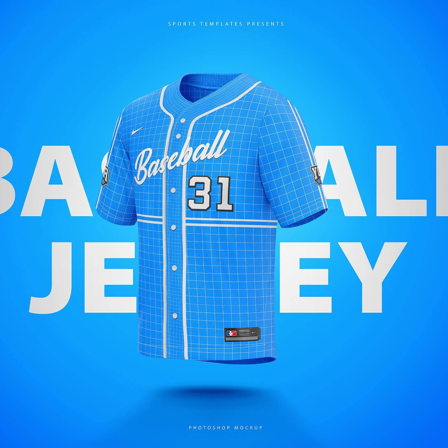 Download Baseball Jersey Template Baseball Jerseys Jersey Baseball