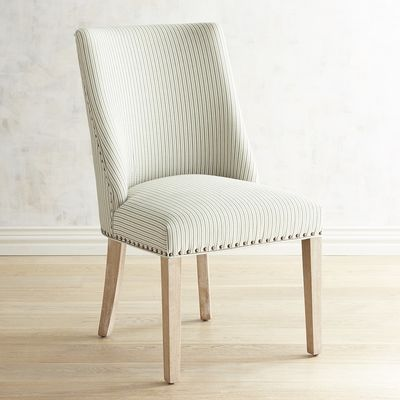 Corinne Seersucker Dining Chair Pier 1 Imports Cheap Dining Room Chairs World Market Dining Chairs Cheap Dining Chairs Cheap dining chairs for sale