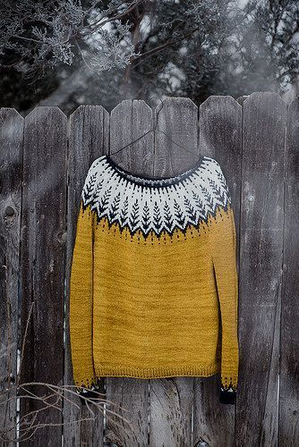 Vintersol by Jennifer Steingass, knitted by JaneMaeWren