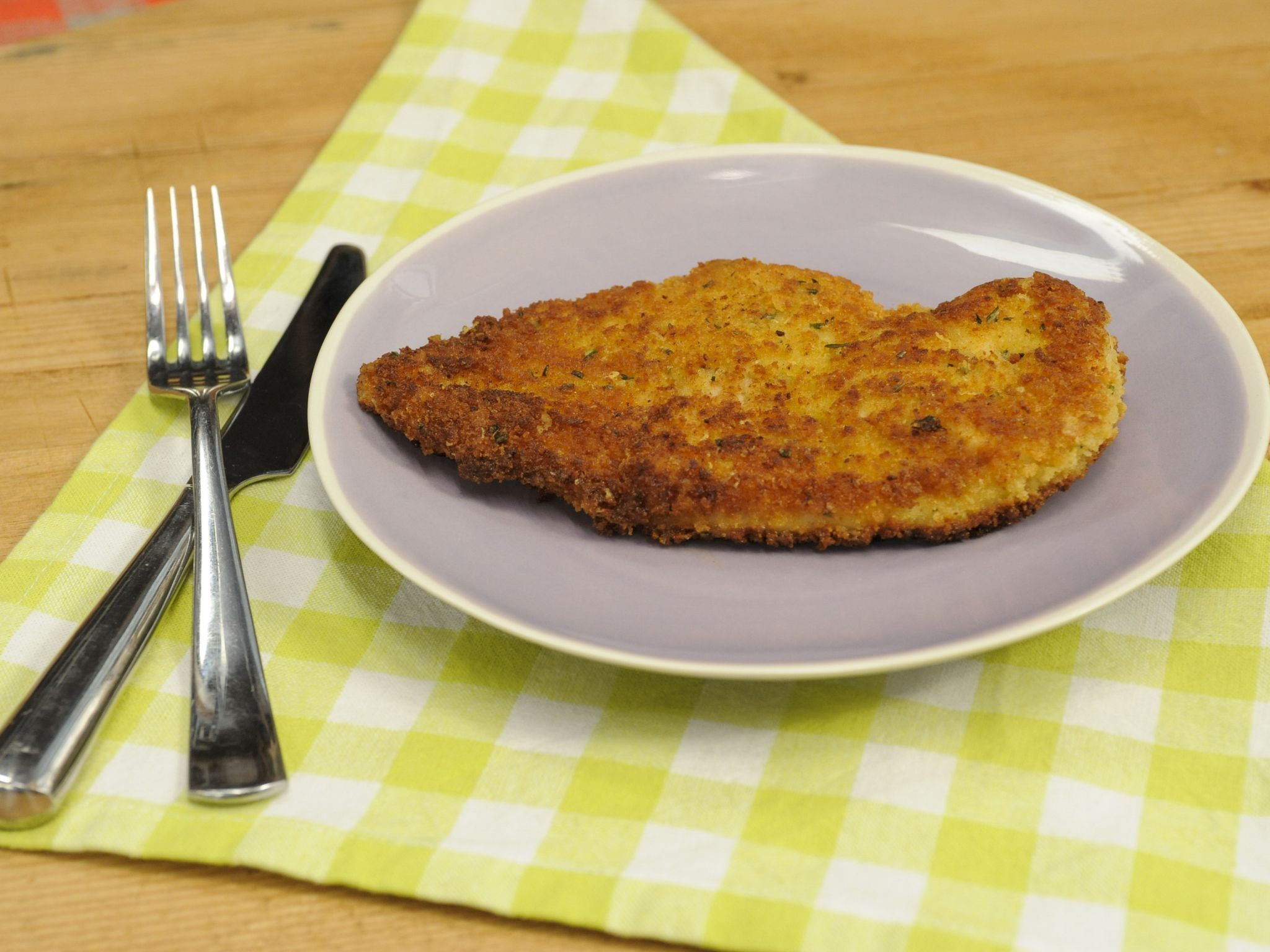 Buttery Herb Breadcrumbs recipe from Marcela Valladolid via Food Network