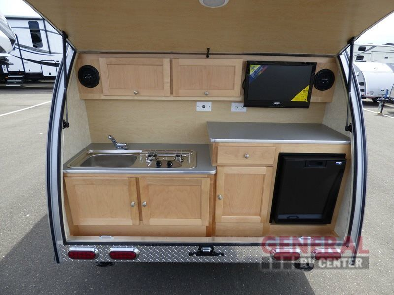 New 2017 Little Guy Worldwide TAB CS S Max Teardrop Trailer At General RV