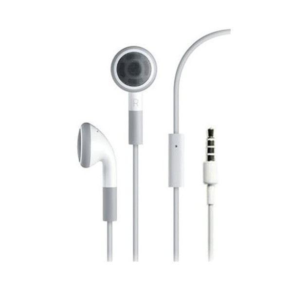 Brand New Oem Apple Stereo Headset Earbud Headphones Mic Ma814ll A Iphone Headphones Apple Earphones Earbud Headphones