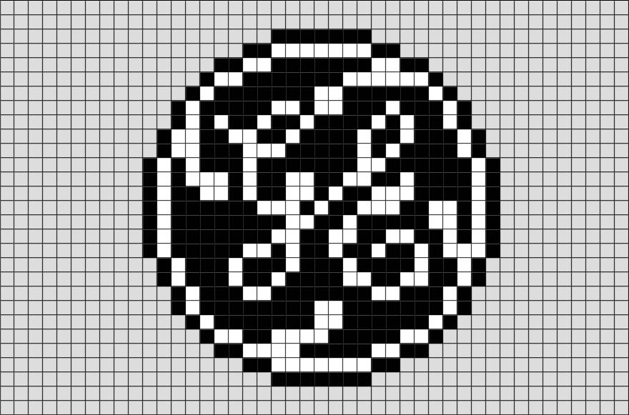 General Electric Pixel Art from BrikBook.com #GeneralElectric #GE #corporation #Fortune500 #multinational#pixel #pixelart #8bit Shop more designs at http://www.brikbook.com