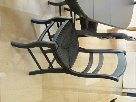 repeindre des chaises en bois et paille 1 philippe en merisier faites laquer vos meubles en. Black Bedroom Furniture Sets. Home Design Ideas