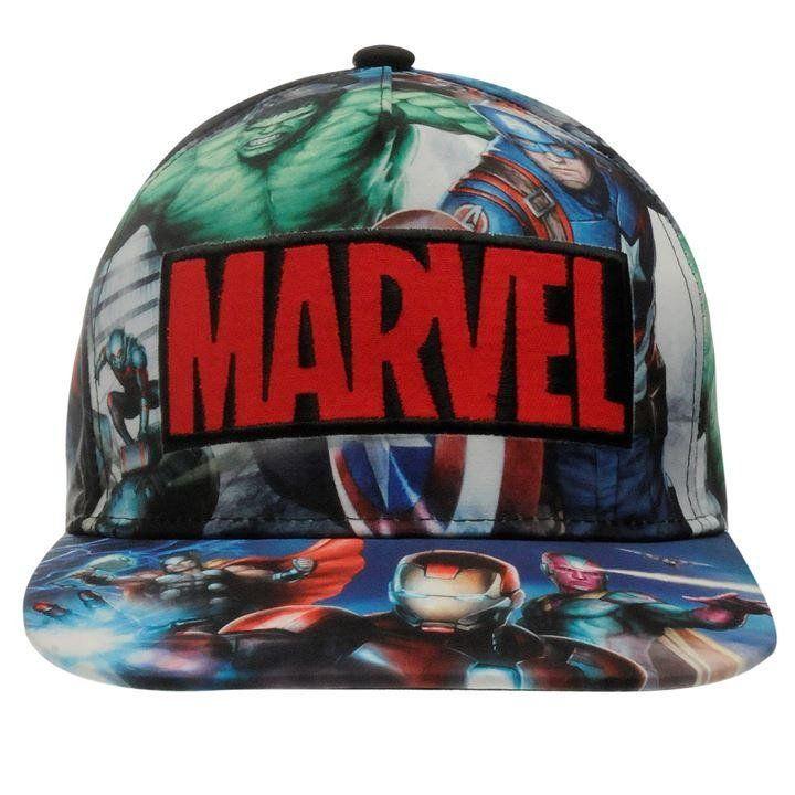 Poikien Marvel Avengers lippis