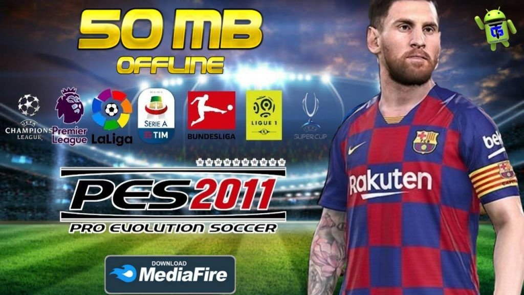Pes 2011 Apk Mod 2020 Offline Download Pro Evolution Soccer Evolution Soccer Mobile Phone Game