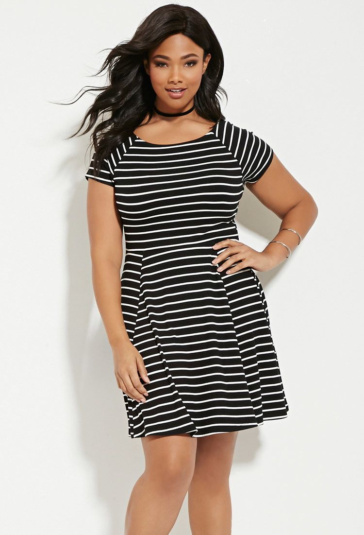 2ce67e6d94a Forever 21 Plus Size Short Dresses