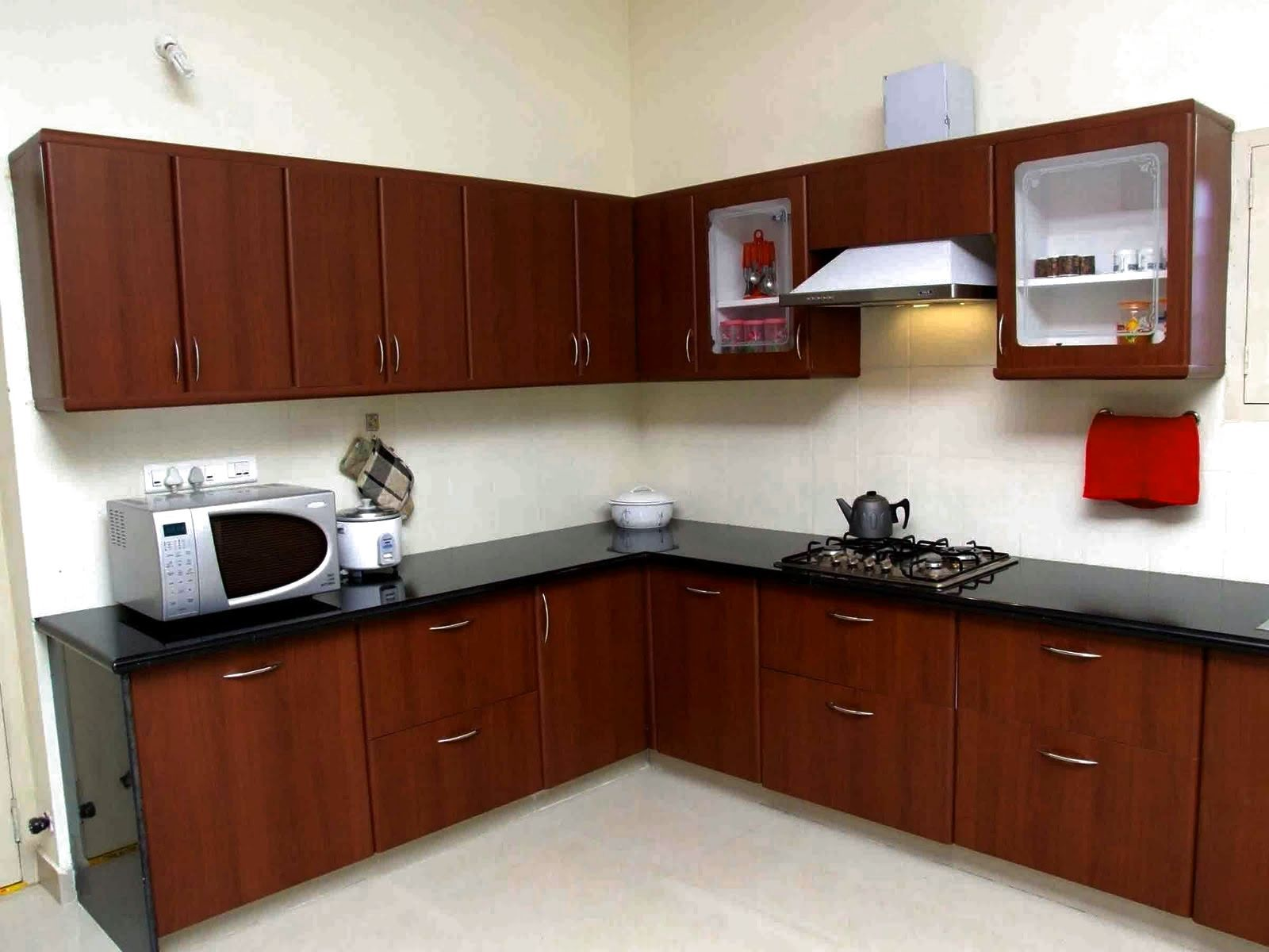 Design kitchen cabinets india ideas kitchen cabinet for Small indian kitchen design