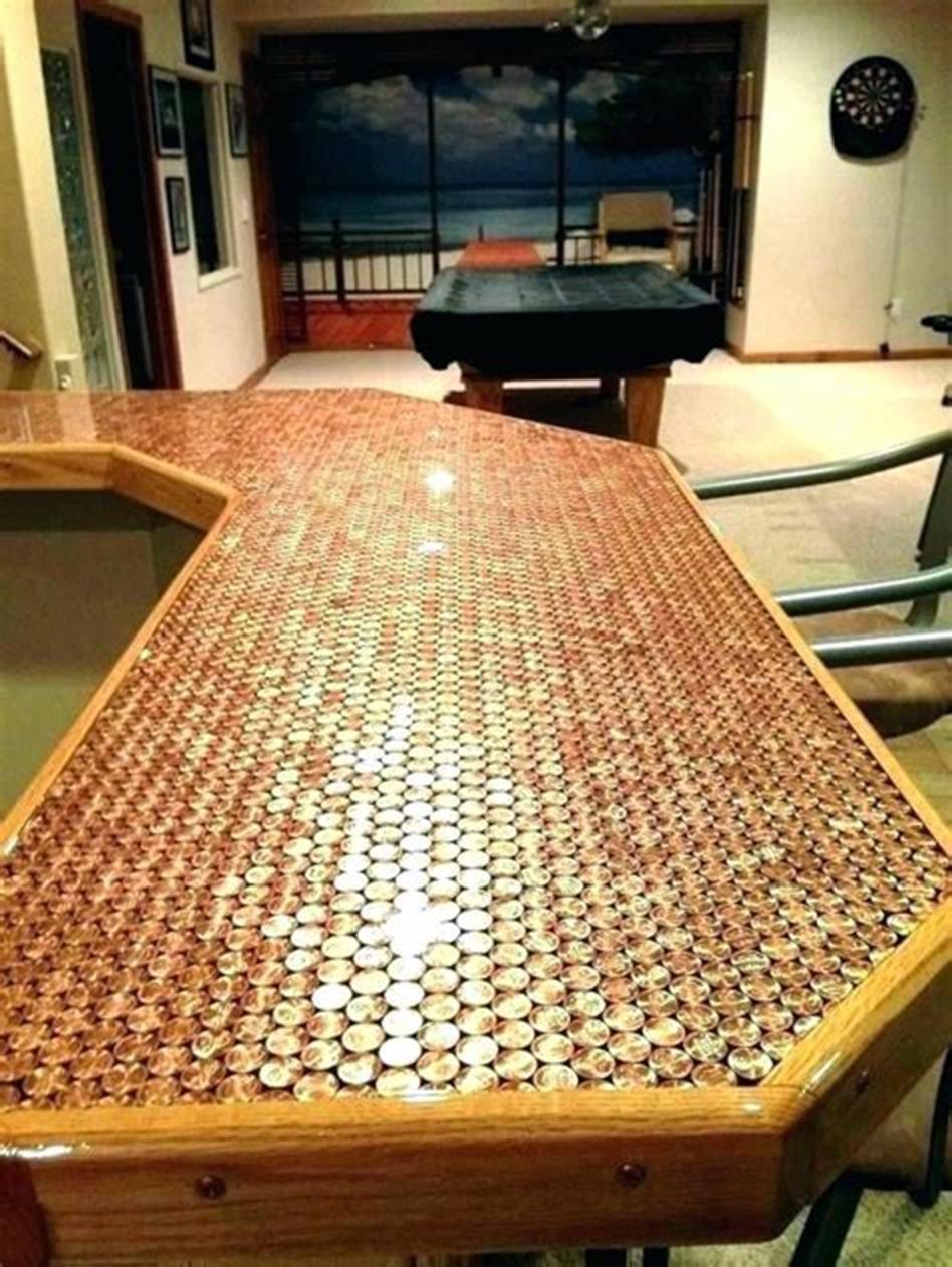 35 beautiful epoxy table top ideas you
