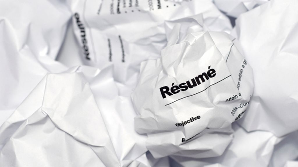 Is your resume full of adjectives? Does your cover letter ...