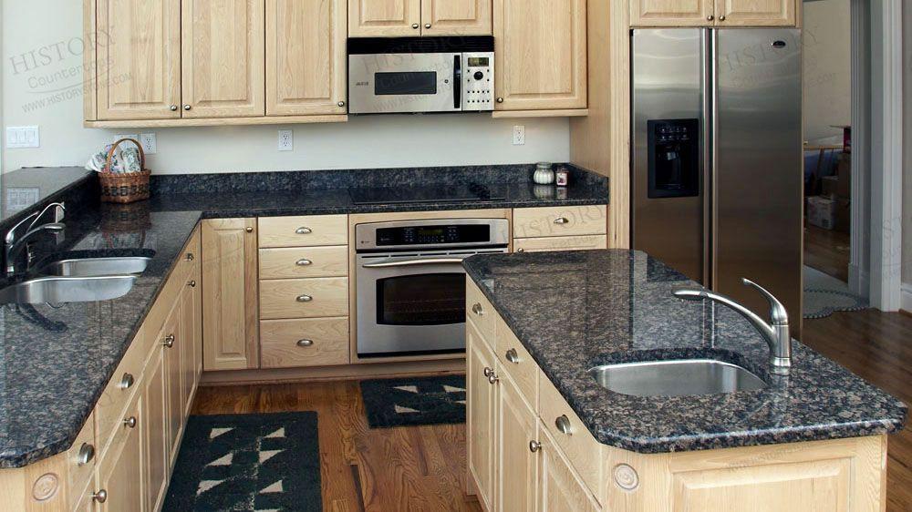 Best Sapphire Blue Granite Countertops Supplier For Your Kitchen Or Bathroom Blue Granite Cheap Granite Countertops Blue Granite Countertops