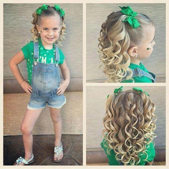 Hermosastrenzas Encantadores Peinados Cabello Bautizo - Nail Effect Cabello - Hair Beauty