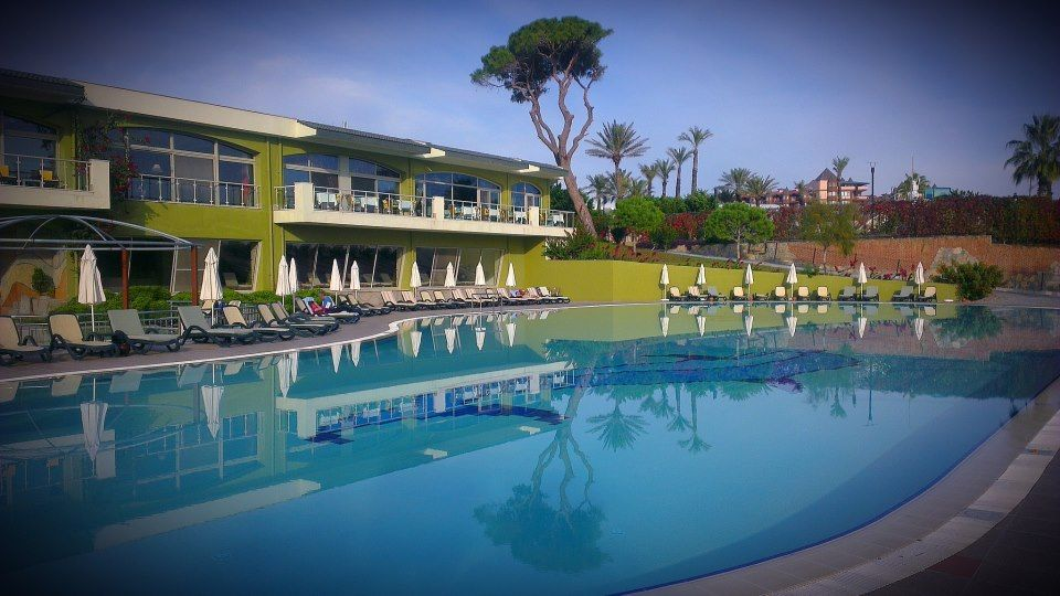 My Favourite Holiday Hotel Is Maritim Pine Beach Resort In Belek