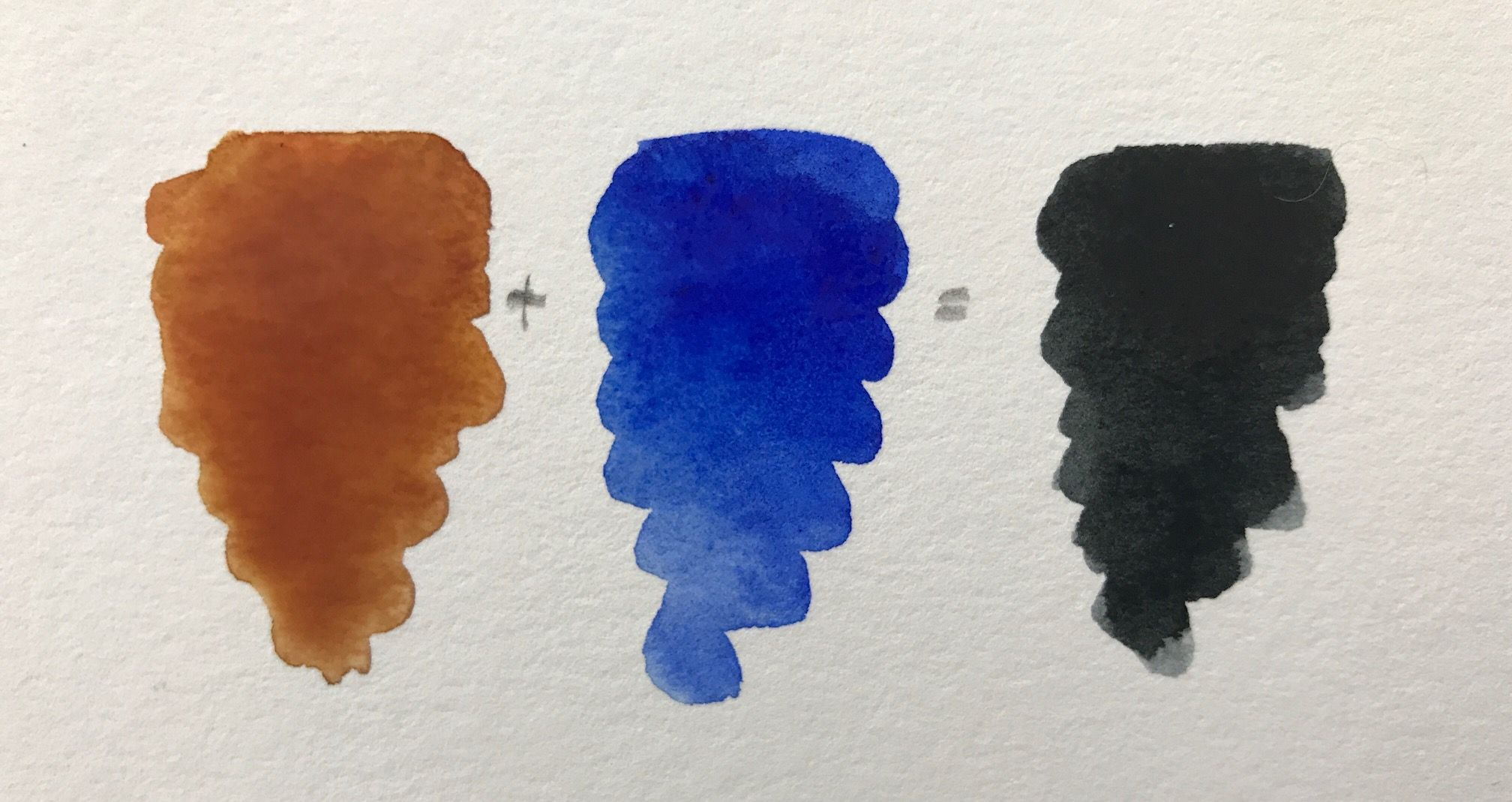 4 Simple Mixing Formulas For Luminous Watercolor Blacks Art