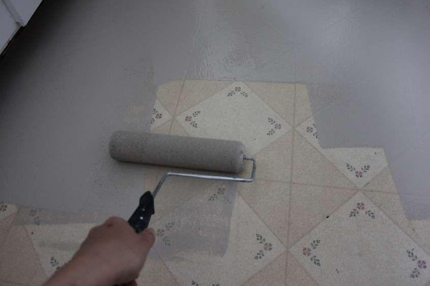 Rinnovare le piastrelle del pavimento fai da te pinterest