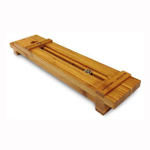 Save $ 15.05 Order Now Zwilling J.A. Henckels Bob Kramer Adjustable Bamboo  Sink